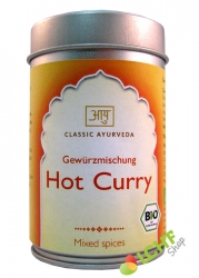 MHD überschritten Hot-Curry - Bio - 60 g